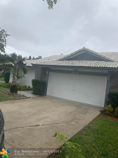 4408 NW 73rd Ave, Coral Springs, FL 33065 (MLS #F10195475) :: United Realty Group