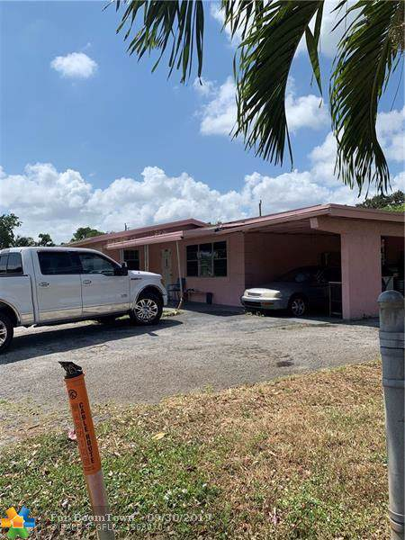1701 NW 9th Ave, Fort Lauderdale, FL 33311 (MLS #F10196903) :: Green Realty Properties