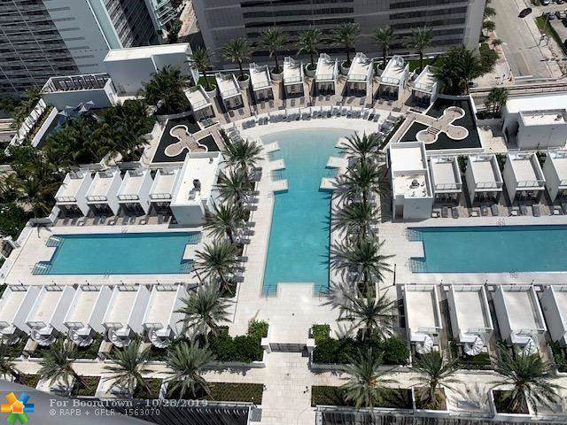 851 NE 1st Ave #2407, Miami, FL 33132 (MLS #F10197204) :: Berkshire Hathaway HomeServices EWM Realty