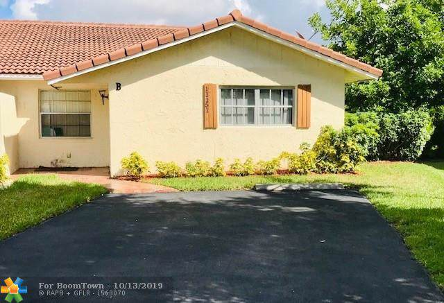 11151 B NW 35 Place, Coral Springs, FL 33065 (MLS #F10197829) :: Best Florida Houses of RE/MAX