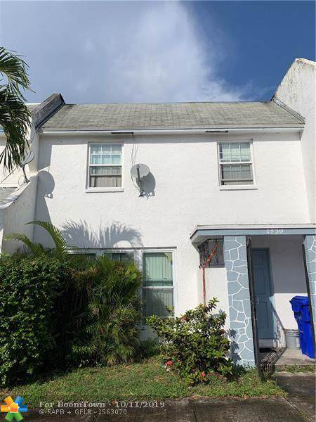 1239 Seaview, North Lauderdale, FL 33068 (MLS #F10198168) :: RICK BANNON, P.A. with RE/MAX CONSULTANTS REALTY I