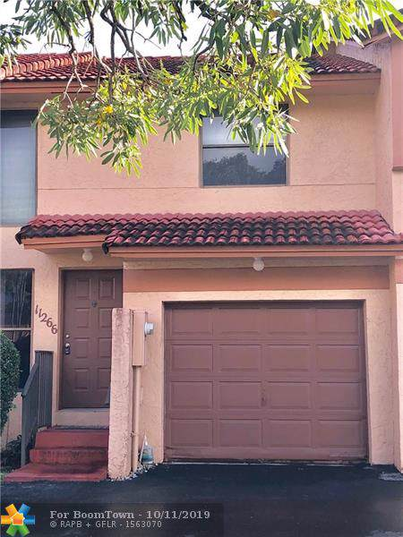 11266 SW 11th St #139, Pembroke Pines, FL 33025 (MLS #F10198463) :: RICK BANNON, P.A. with RE/MAX CONSULTANTS REALTY I