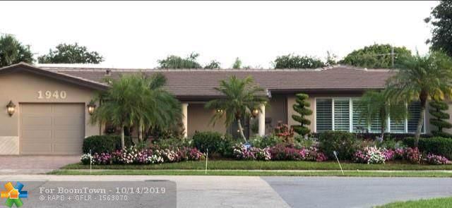 1940 NE 62nd Ct, Fort Lauderdale, FL 33308 (MLS #F10198709) :: Green Realty Properties