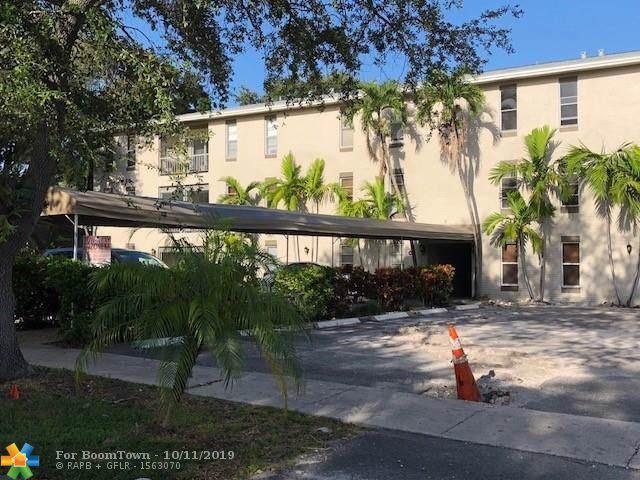215 NE 16 AVE #103, Fort Lauderdale, FL 33301 (MLS #F10198730) :: Green Realty Properties