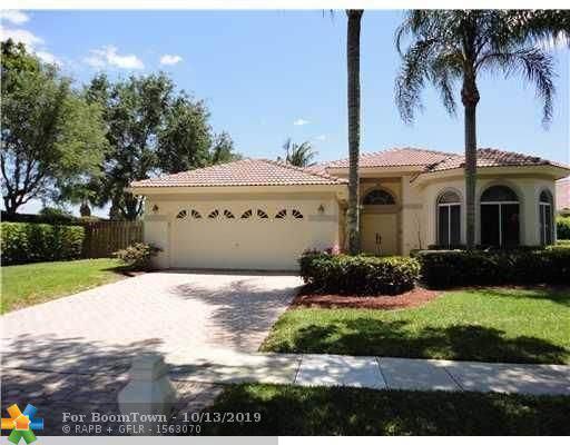 5197 Monterey Ln, Delray Beach, FL 33484 (MLS #F10198910) :: Best Florida Houses of RE/MAX