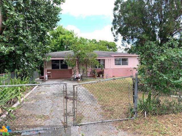 1335 NW 11th St, Fort Lauderdale, FL 33311 (MLS #F10198979) :: Patty Accorto Team