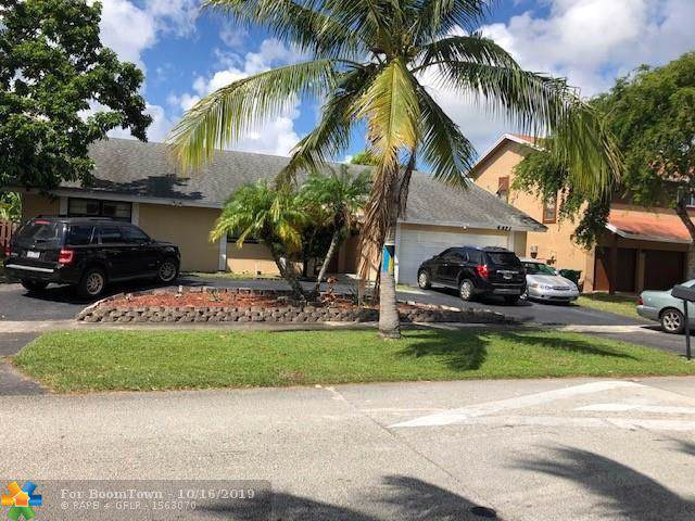 4921 NW 72nd Ave, Lauderhill, FL 33319 (MLS #F10199039) :: RICK BANNON, P.A. with RE/MAX CONSULTANTS REALTY I