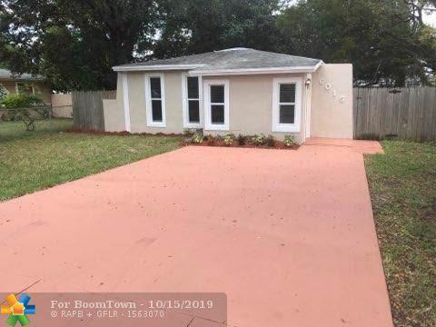 6015 Rodman St, Hollywood, FL 33023 (MLS #F10199108) :: Green Realty Properties
