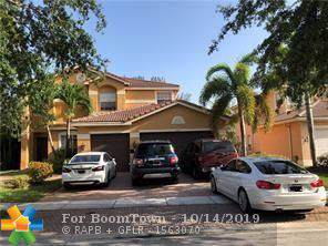 18582 SW 55TH, Miramar, FL 33029 (MLS #F10199142) :: Green Realty Properties