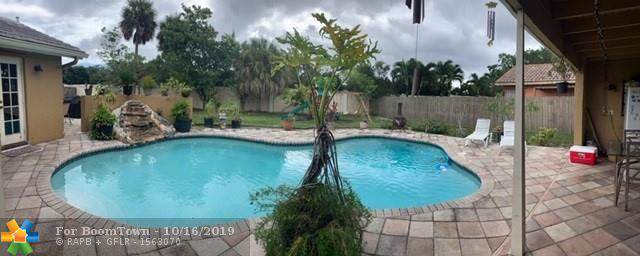 1712 NW 91st Ave, Plantation, FL 33322 (MLS #F10199361) :: ONE Sotheby's International Realty