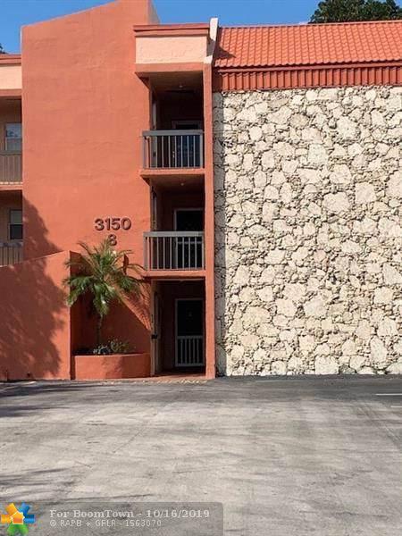3150 Holiday Springs Blvd #312, Margate, FL 33063 (MLS #F10199423) :: Berkshire Hathaway HomeServices EWM Realty