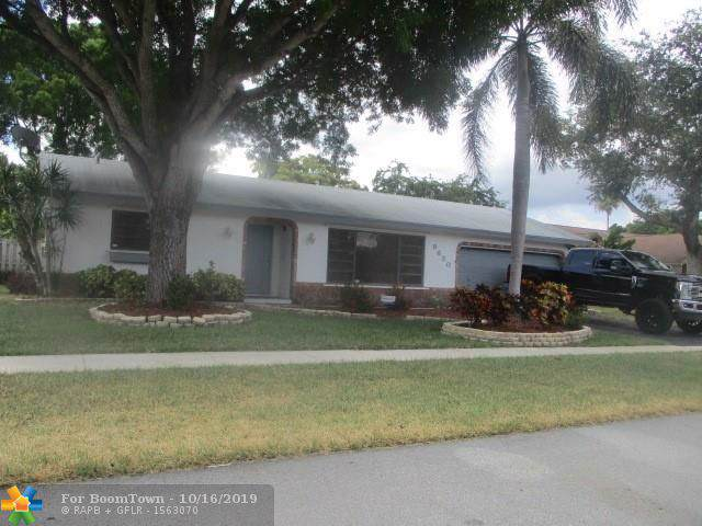 9630 NW 42nd Ct, Sunrise, FL 33351 (MLS #F10199529) :: United Realty Group