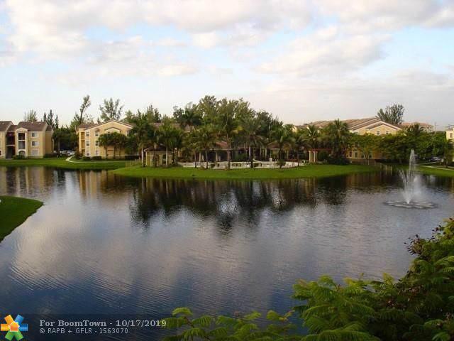 2160 E Preserve Way #304, Miramar, FL 33025 (MLS #F10199556) :: Laurie Finkelstein Reader Team
