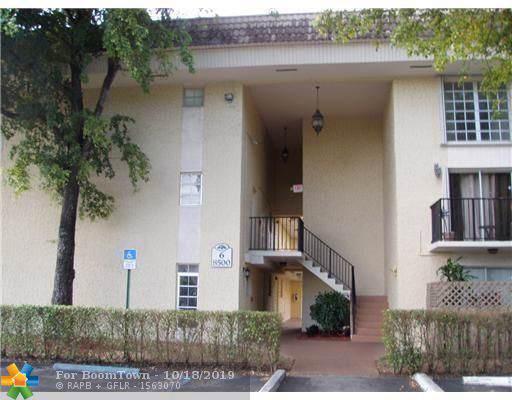 8500 SW 109th Ave 6-112, Kendall, FL 33173 (MLS #F10199878) :: Berkshire Hathaway HomeServices EWM Realty