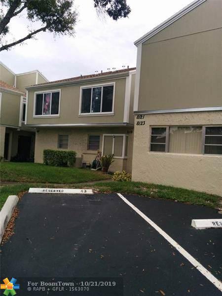 8119 Lagos De Campo Blvd #8119, Tamarac, FL 33321 (#F10200027) :: Real Estate Authority