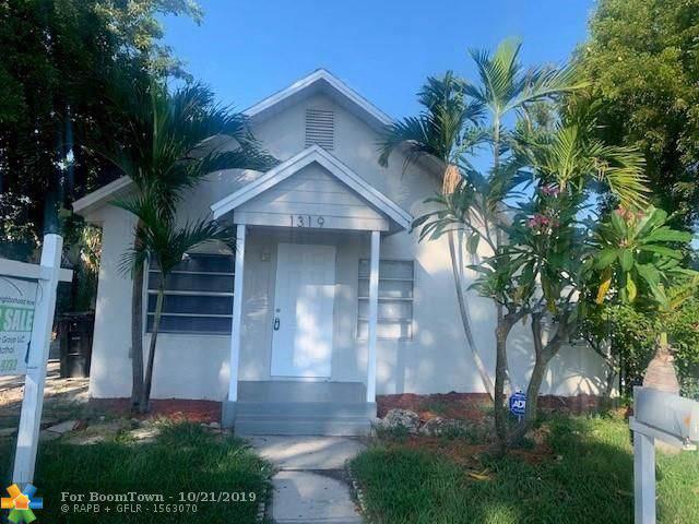 1319 S L St, Lake Worth, FL 33460 (#F10200155) :: Weichert, Realtors® - True Quality Service