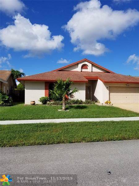 3151 NW 107th Dr, Sunrise, FL 33351 (MLS #F10201111) :: RICK BANNON, P.A. with RE/MAX CONSULTANTS REALTY I