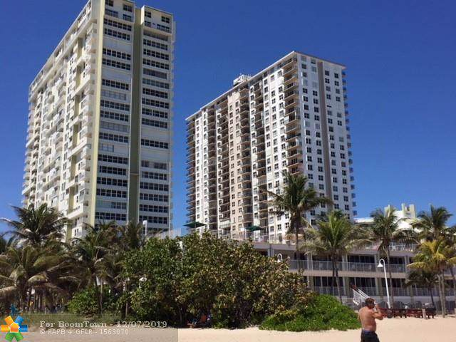 111 Briny Ave #1704, Pompano Beach, FL 33062 (MLS #F10201287) :: Castelli Real Estate Services