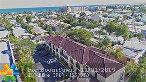 4611 Poinciana St #1, Lauderdale By The Sea, FL 33308 (MLS #F10201708) :: The O'Flaherty Team