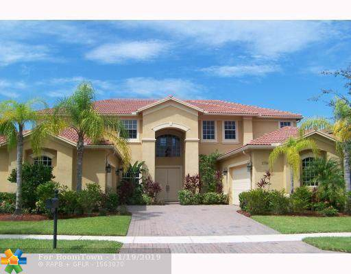 3759 E Coquina Wy, Weston, FL 33332 (MLS #F10203167) :: Green Realty Properties