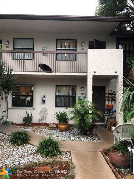 9894 Nob Hill Ct #5, Sunrise, FL 33351 (MLS #F10203266) :: RICK BANNON, P.A. with RE/MAX CONSULTANTS REALTY I