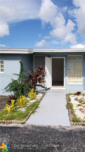 7191 Taft St, Hollywood, FL 33024 (MLS #F10203309) :: RICK BANNON, P.A. with RE/MAX CONSULTANTS REALTY I