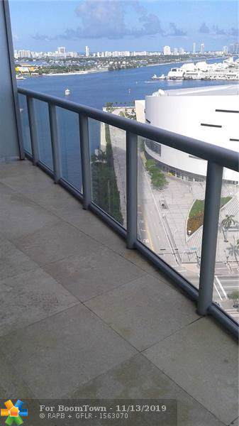 888 Biscayne Blvd #2101, Miami, FL 33132 (MLS #F10203604) :: Castelli Real Estate Services