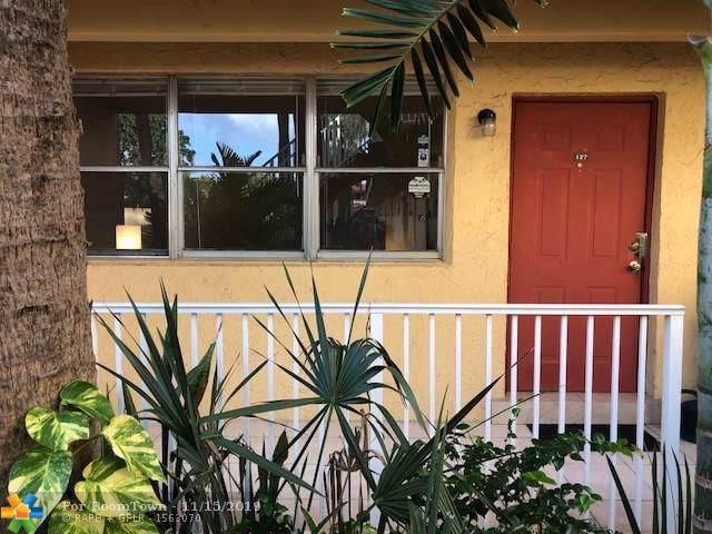 850 E Commercial Blvd. 127D, Oakland Park, FL 33334 (MLS #F10203775) :: Berkshire Hathaway HomeServices EWM Realty