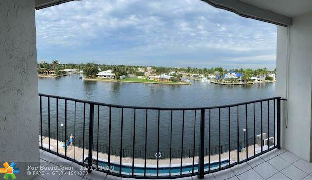 521 N Riverside Dr #402, Pompano Beach, FL 33062 (MLS #F10203841) :: Green Realty Properties