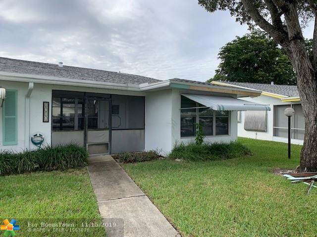 8706 NW 10th St D84, Plantation, FL 33322 (MLS #F10203867) :: Green Realty Properties