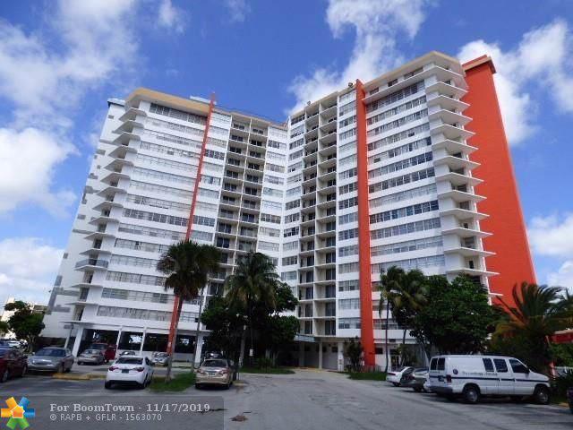 1301 NE Miami Gardens Dr 1702W, Miami, FL 33179 (MLS #F10204012) :: Green Realty Properties