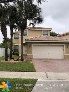 15763 SW 21st St, Miramar, FL 33027 (MLS #F10204014) :: The Paiz Group