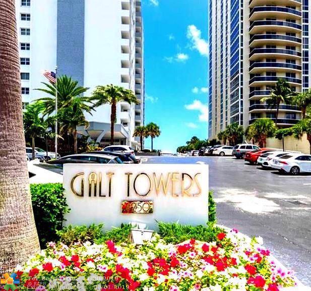 4250 Galt Ocean Dr 1K, Fort Lauderdale, FL 33308 (#F10204555) :: Dalton Wade