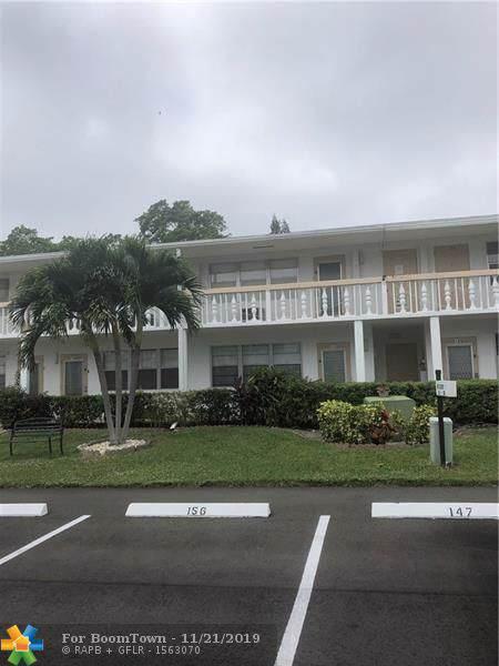 157 Westbury I I#157, Deerfield Beach, FL 33442 (MLS #F10204572) :: Green Realty Properties