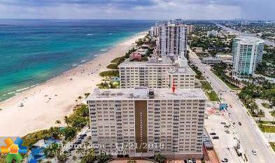 133 N Pompano Beach Blvd #605, Pompano Beach, FL 33062 (MLS #F10204684) :: Green Realty Properties