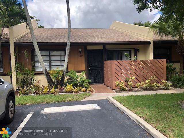 779 Banks Rd #779, Margate, FL 33063 (MLS #F10204821) :: Green Realty Properties