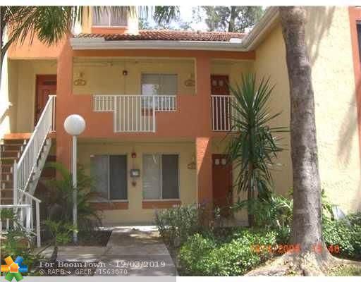 1021 Coral Club Dr #1021, Coral Springs, FL 33071 (MLS #F10205309) :: Green Realty Properties