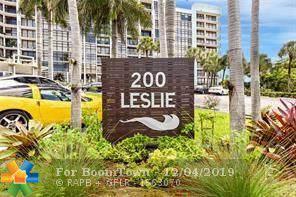 200 Leslie Dr #418, Hallandale, FL 33009 (MLS #F10206055) :: The Howland Group