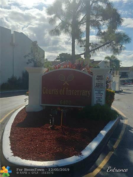 6637 Racquet Club Dr #167, Lauderhill, FL 33319 (MLS #F10206245) :: The O'Flaherty Team