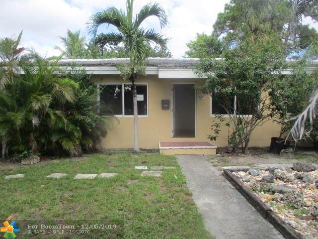 1667 N Dixie Hwy, Fort Lauderdale, FL 33305 (MLS #F10206329) :: The O'Flaherty Team