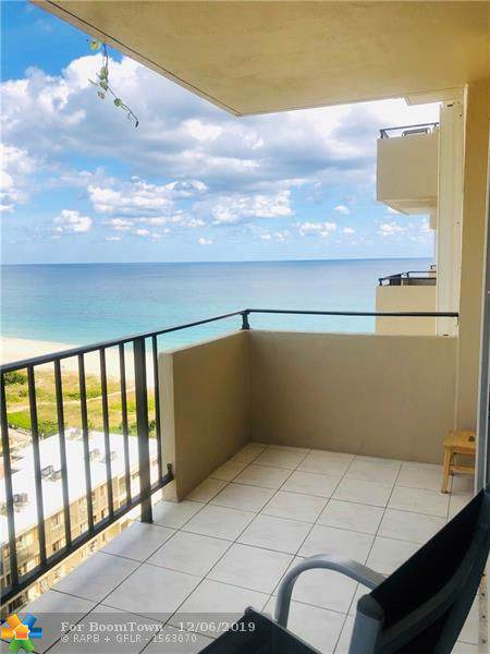 2000 S Ocean Blvd 14B, Lauderdale By The Sea, FL 33062 (MLS #F10206493) :: Castelli Real Estate Services