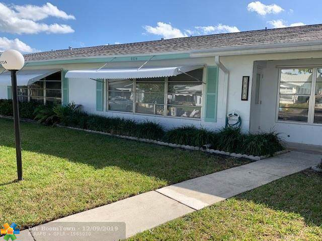 8704 NW 10th St C84, Plantation, FL 33322 (MLS #F10206844) :: RICK BANNON, P.A. with RE/MAX CONSULTANTS REALTY I