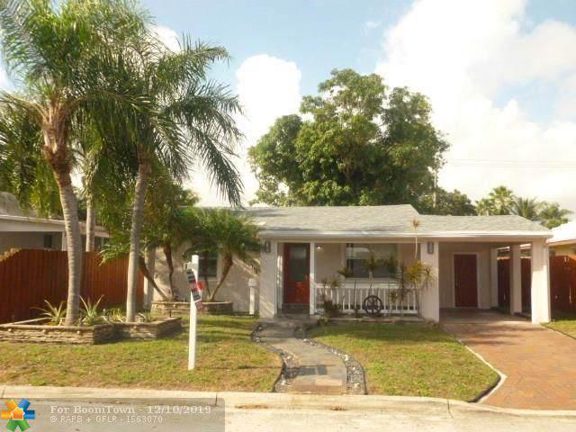 1237 NE 16th Ter, Fort Lauderdale, FL 33304 (#F10206984) :: Dalton Wade