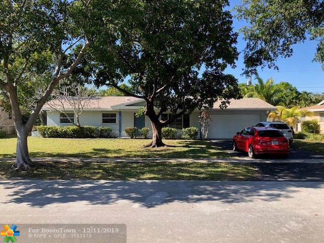 1141 NW 70th Ave, Plantation, FL 33313 (MLS #F10207164) :: United Realty Group