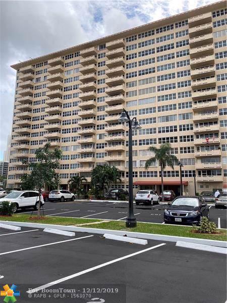 3333 NE 34th St #812, Fort Lauderdale, FL 33308 (MLS #F10207252) :: RE/MAX