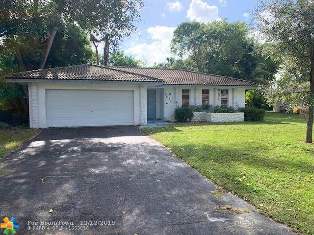 7818 NW 41st St, Coral Springs, FL 33065 (MLS #F10207291) :: United Realty Group