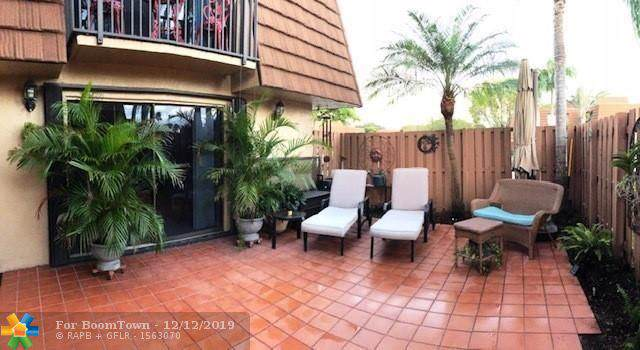 2598 Lakeview Ct #263, Hollywood, FL 33026 (MLS #F10207403) :: United Realty Group