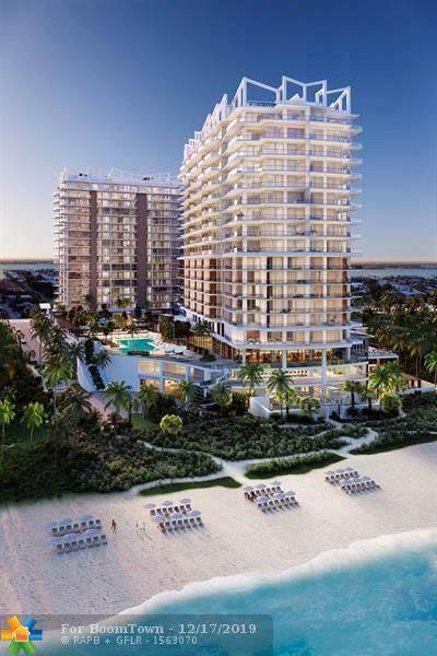 3100 N Ocean Drive P805, Singer Island, FL 33404 (MLS #F10207904) :: Berkshire Hathaway HomeServices EWM Realty