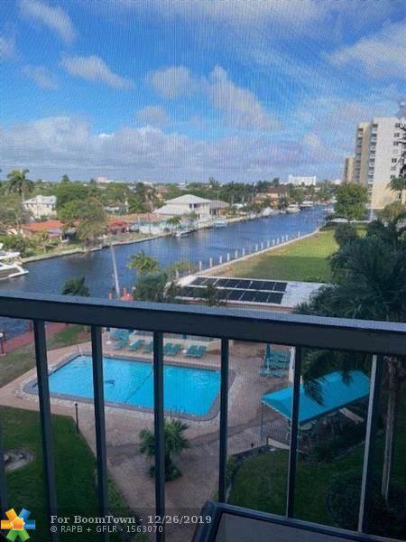 1391 S Ocean Blvd #503, Pompano Beach, FL 33062 (MLS #F10208412) :: The O'Flaherty Team