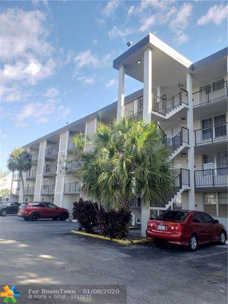 4898 NW 29th Ct #205, Lauderdale Lakes, FL 33313 (MLS #F10208635) :: The O'Flaherty Team